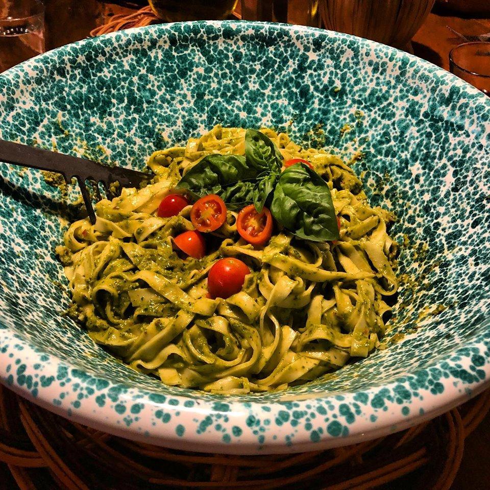 Borgo Argenina : recipes from family traditions in Tuscany