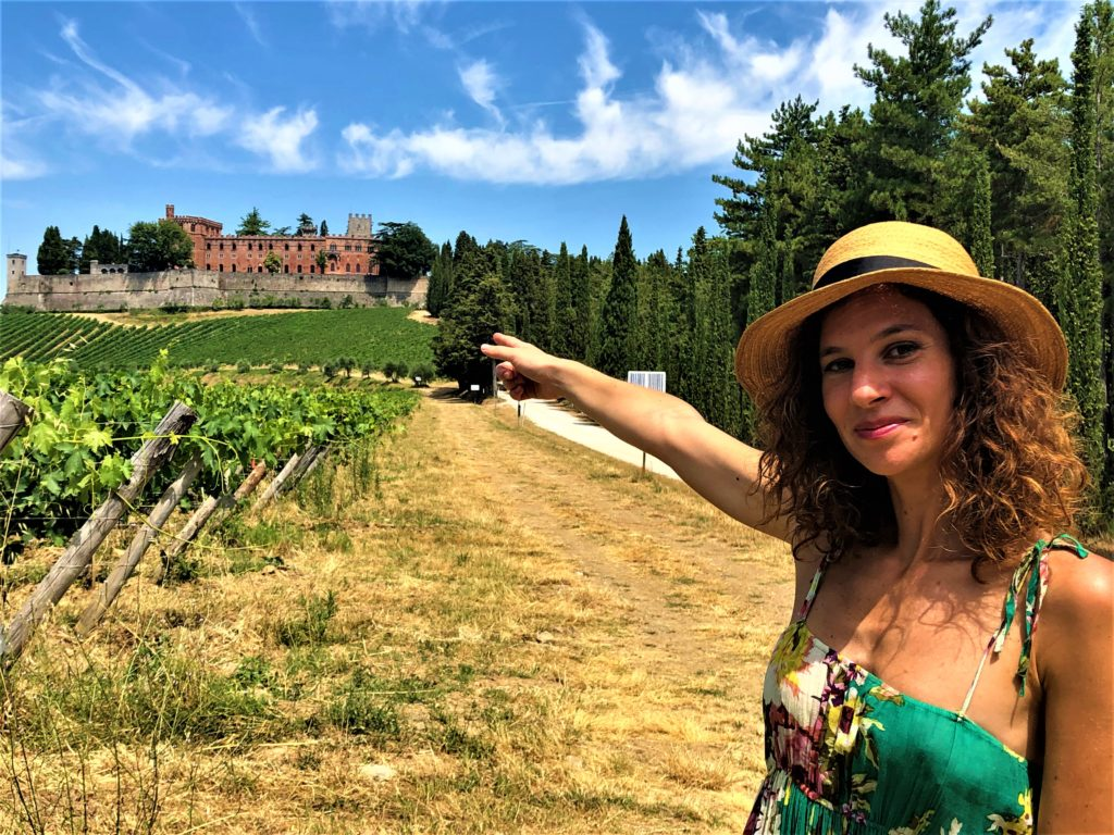 Go with Flo tour guide & leader for traveling Tuscany with knowledge & passion
